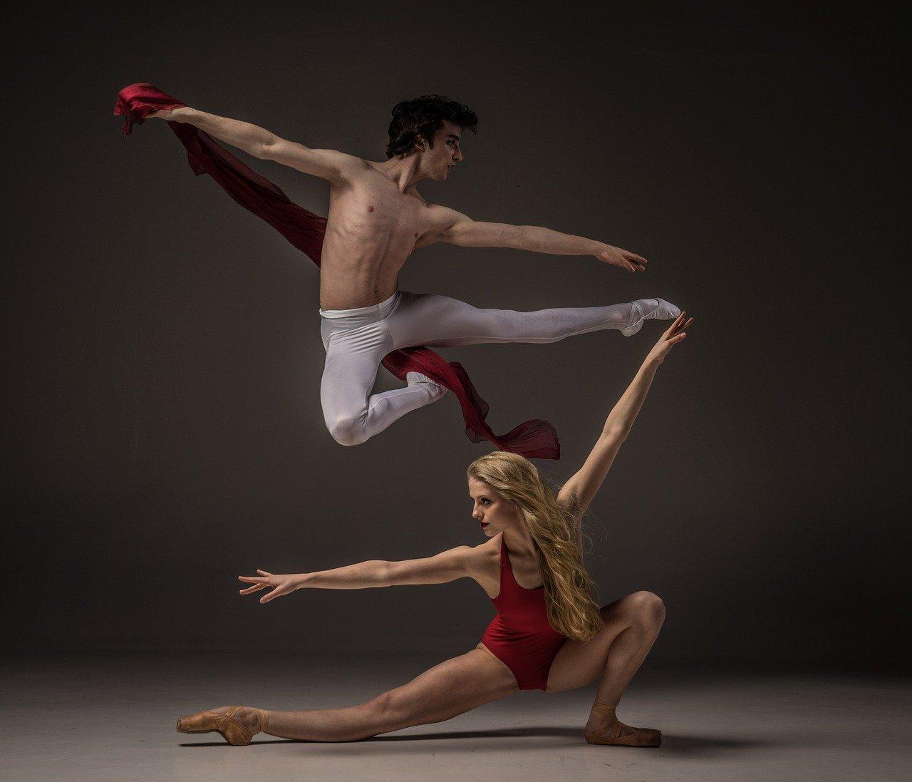La danse est un sport.